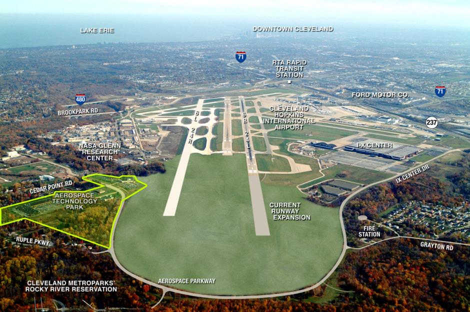 Aerospace Technology Park - Brook Park, Ohio